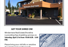 Shred Event Flyer 2018