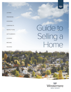 Windermere Home Selling Guide Cover